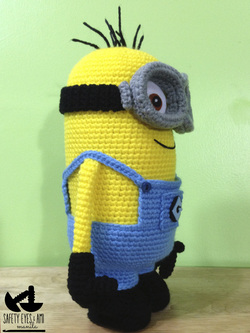 Despicable Me Crochet Minion